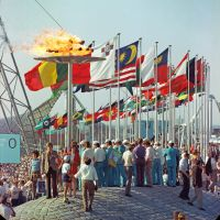 Olympic Games Munich, 1972. Foto Photo BR / Foto Sessner
